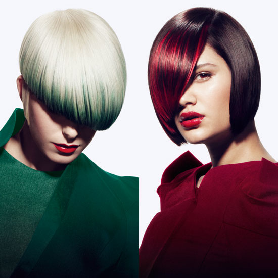 Sassoon Salon Goes For the Bold With Its Fall 2011 Collection