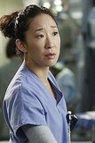 Sandra Oh as Dr. Cristina Yang on Grey's Anatomy.  Photo copyright 2011 ABC, Inc.