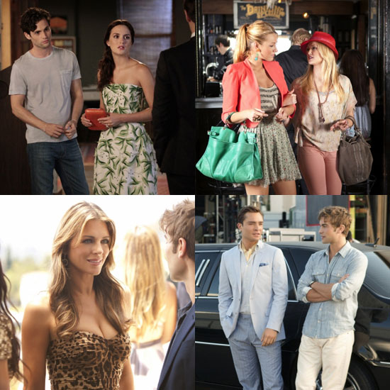Take a Look at at Gossip Girl's Fifth Season!