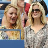 Stars at the 2011 US Open