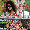 Salma Hayek With Valentina at Brunch in Venice Pictures