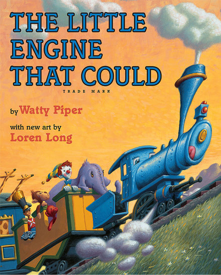 The Little Engine That Could ($12)