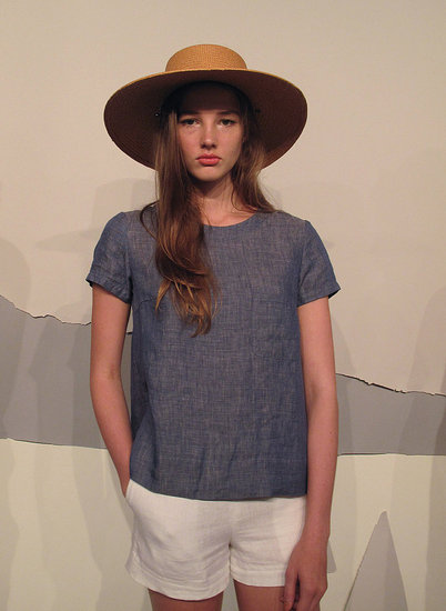 A First Look at Steven Alan Spring 2012