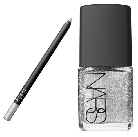 Nars Goes Silver
