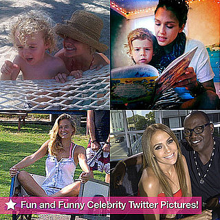 Celebrity Twitter Pictures Week of September 7, 2011