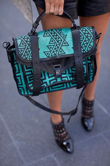 30 Crushworthy Street-Snapped Bags from New York Fashion Week