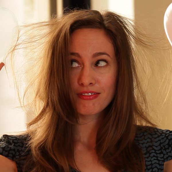 Braun Satin Hair Active Ion Brush Product Review
