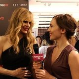 True Blood's Kristin Bauer on Tarte Cosmetics and Fashion's Night Out