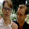Matt Damon in The Talented Mr. Ripley Video
