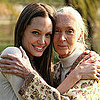 Angelina Jolie and Jane Goodall Picture