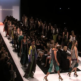 BCBG Spring 2012 Runway Video