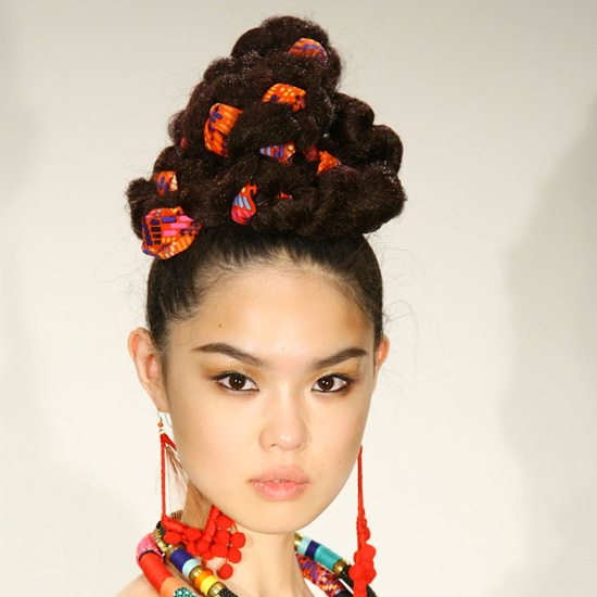 Make Mara Hoffman's Fabric Braids Wearable For Every Day