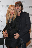 Rachel Zoe and Rodger Berman at Intermix.
