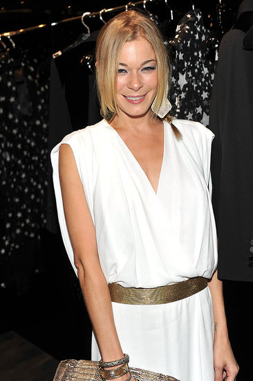 LeAnn Rimes on Fashion's Night Out.