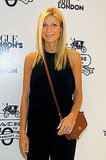 Gwyneth Paltrow smiles at FNO Coach event.