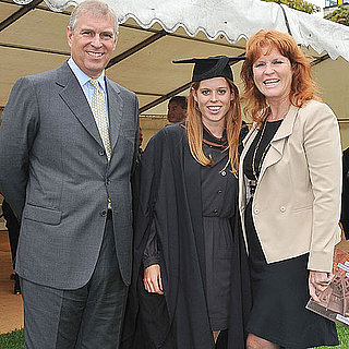 Princess Beatrice Graduation Pictures at Goldsmiths College
