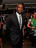 Tyson Beckford on Fashion's Night Out.