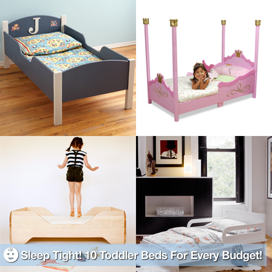 10 Fun and Stylish Toddler Beds For Every Budget