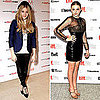 Chloe Moretz Wears Leather at the 2011 Toronto Film Festival