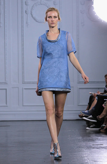 Richard Nicoll Spring 2012 Runway Photos