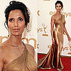 Emmys: Padma Lakshmi in Armani Prive