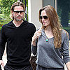 Brad Pitt and Angelina Jolie Pictures in London