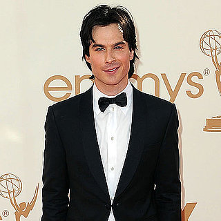 Ian Somerhalder Emmys 2011 Red Carpet Pictures