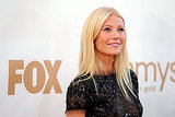 Gwyneth Paltrow at the 2011 Emmys.