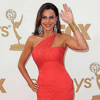 Sofia Vergara Emmys 2011 Red Carpet Pictures