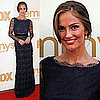 Emmys: Minka Kelly in Dior