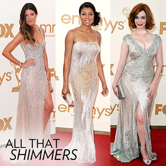 2011 Emmy Awards Trendspotting: Shine On