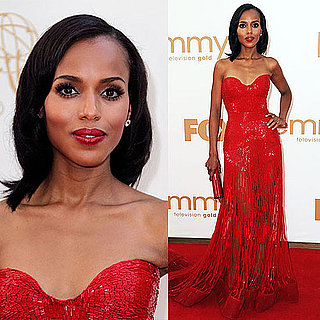 Emmys: Kerry Washington in Zuhair Murad