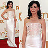Emmys: Julianna Margulies in Armani Privé
