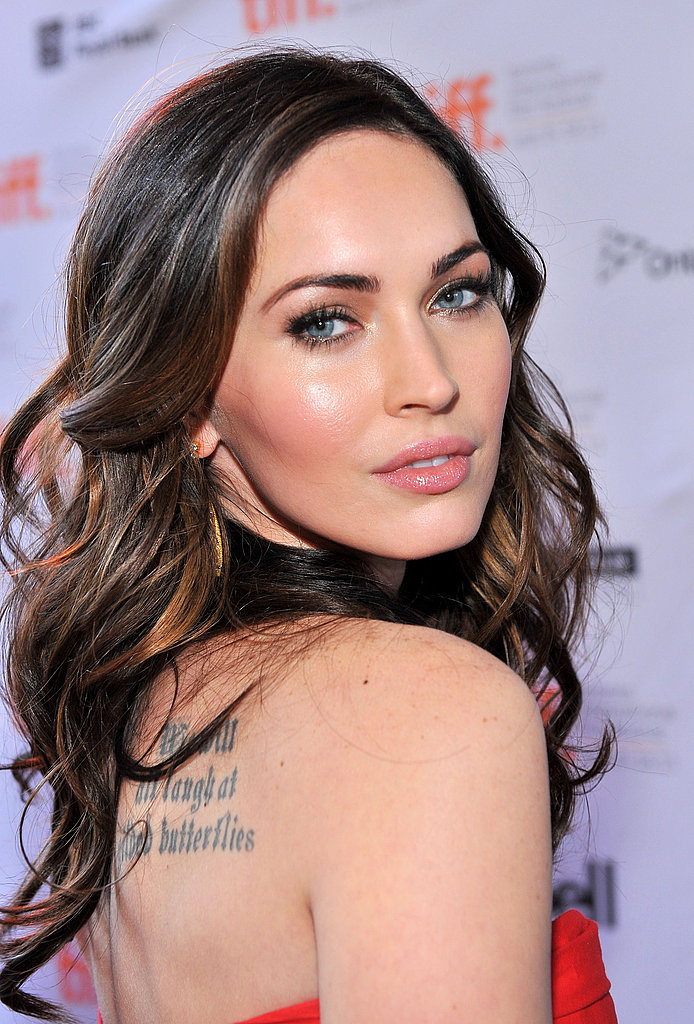 Megan Fox in Toronto.