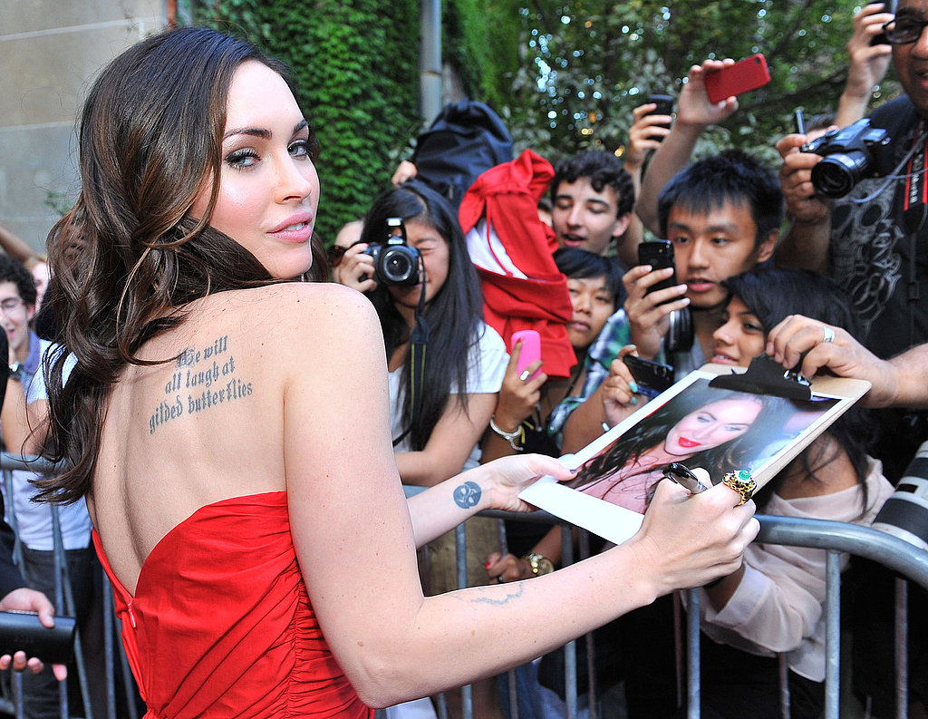 Megan Fox Photos