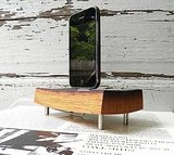 French Oak iPhone/iPod Charger ($65)
