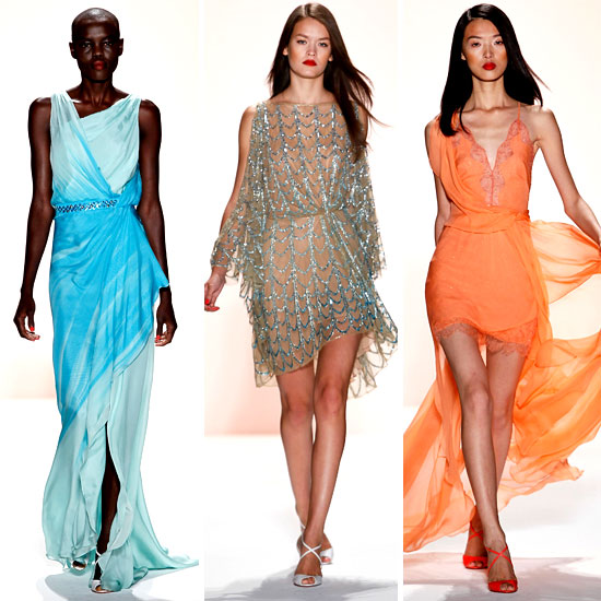 Jenny Packham: Spring 2012