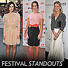 Toronto Film Festival Celebrities 2011