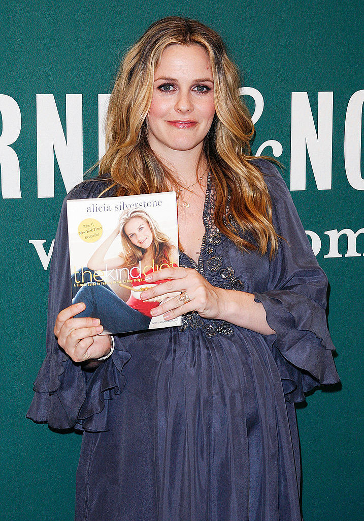 Alicia Silverstone: A Kind Pregnancy?