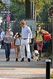 Jennifer Connelly and Paul Bettany walked with their kids, Agnes Bettany, Stellan Bettany, and Kai Dugan.
