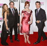 Sarah Jessica Parker Does It Up With Matthew Broderick at Her NYC Premiere