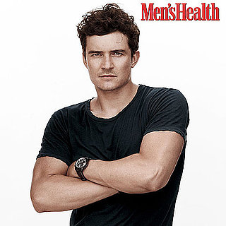 Orlando Bloom Fotos und Interview mit Men's Health
