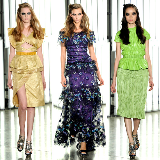 Rodarte: Spring 2012