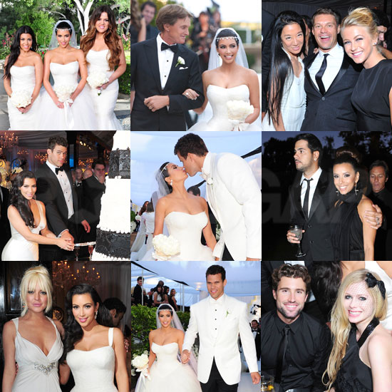 Kim Kardashian and Kris Humphries married on August 20th and a mere 72 days