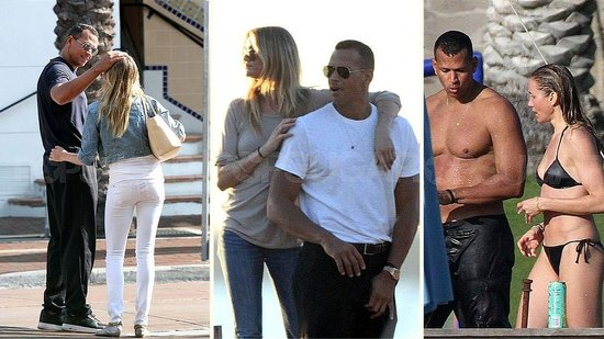 Cameron Diaz and Alex Rodriguez's Cutest Couple Moments