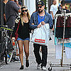 Nicole Richie and Joel Madden Pictures Hanging Out in LA