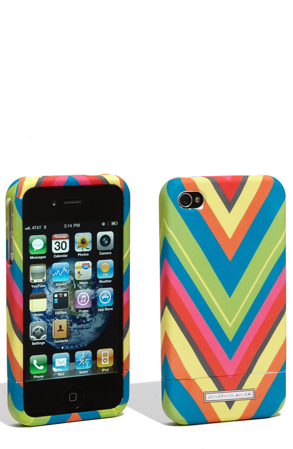 Jonathan Adler iPhone 4 Cover ($26)