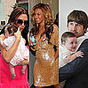 Pictures of Pregnant Beyonce and Victoria Beckham and Rachel Zoe's Babies at Fashion Week