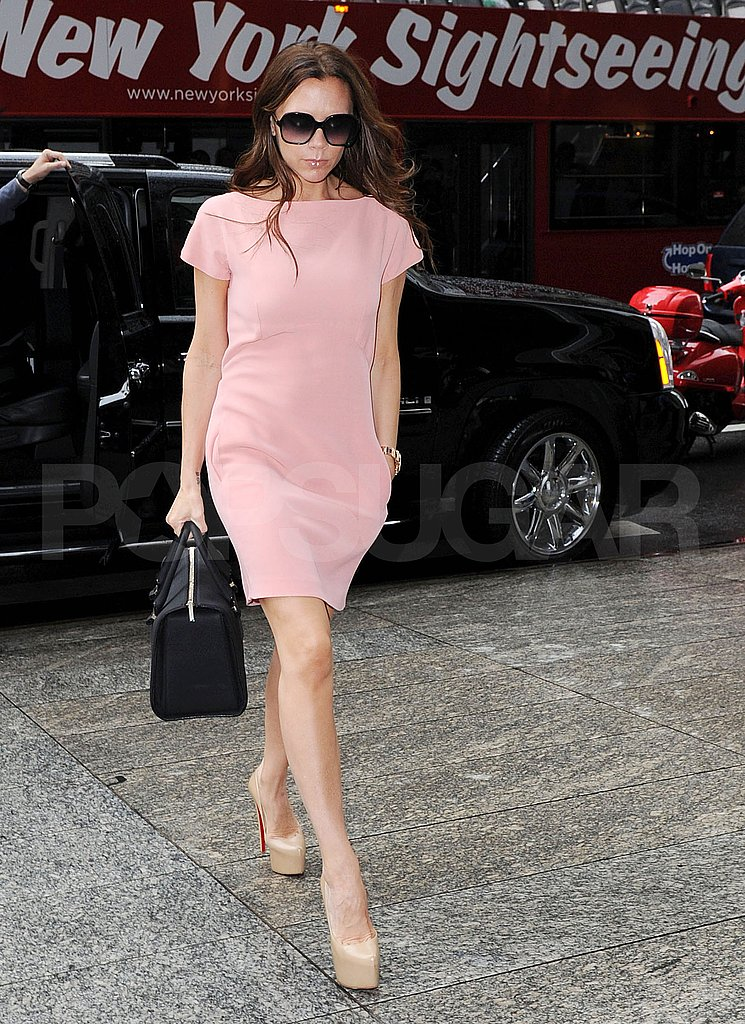 Victoria Beckham in NYC.