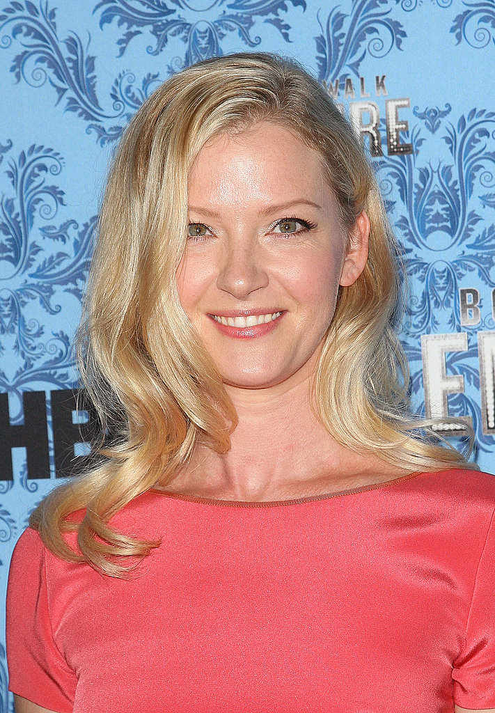 Gretchen Mol celebrates her HBO show's second season.